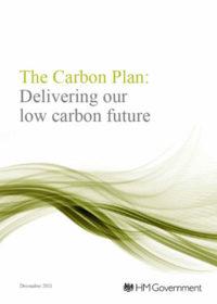 The carbon plan: delivering our low carbon future