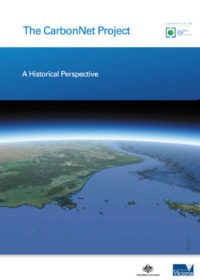 The CarbonNet Project: a historical perspective
