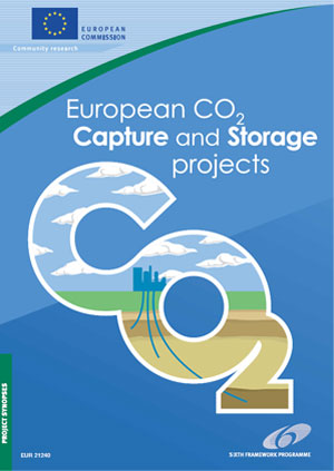 European CO2 capture and storage projects