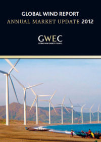 Global wind report: annual market update 2012