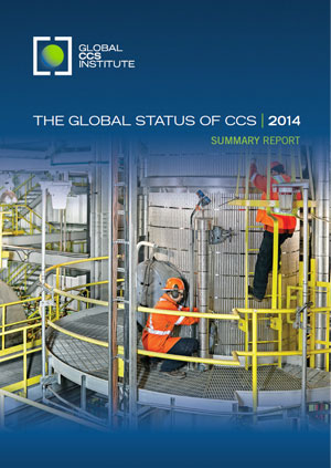 The Global Status of CCS: 2014 Summary Report