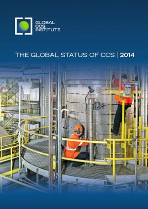 The Global Status of CCS: 2014