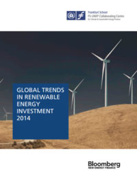 Global trends in renewable energy investment 2014