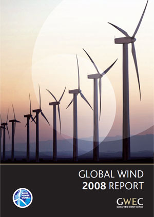 Global wind 2008 report