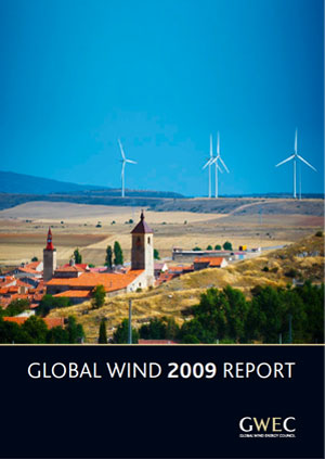Global wind 2009 report