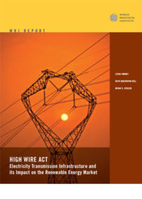 High wire act: electricity transmission infrastructure and its impact on the renewable energy market