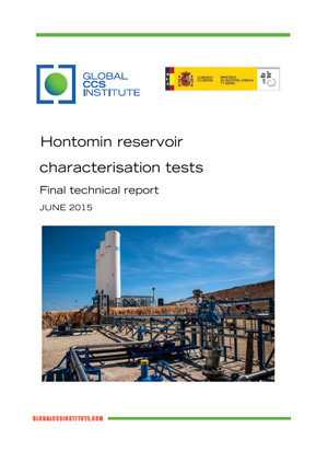 Hontomin Reservoir characterisation tests: final technical report
