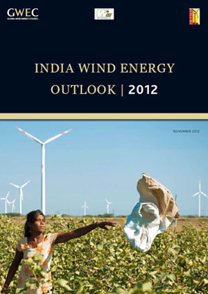 India wind energy outlook 2012