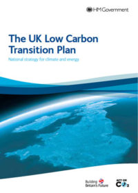 The UK low carbon  transition plan: national strategy for climate and energy
