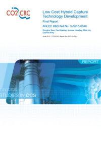 Low cost hybrid capture technology development