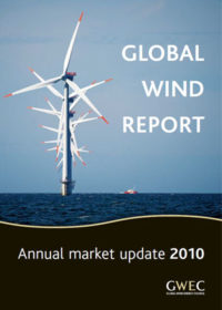 Global wind report: annual market update 2010