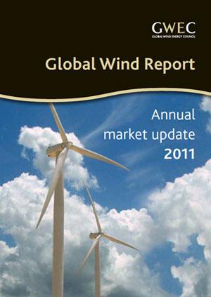 Global wind report: annual market update 2011