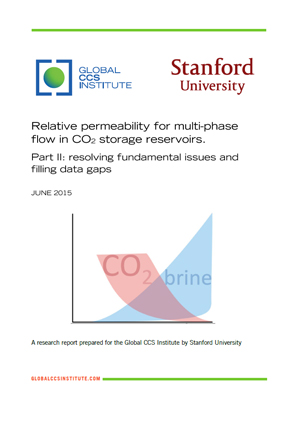 Relative permeability for multi-phase flow in CO2 storage reservoirs. Part II: resolving fundamental issues and filling data gaps