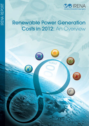 Renewable power generation costs in 2012: an overview