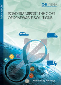 Road transport: the cost of renewable solutions