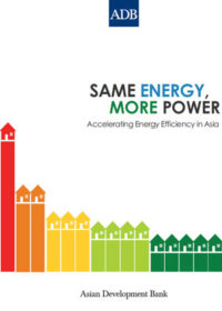 Same energy, more power: accelerating energy efficiency in Asia