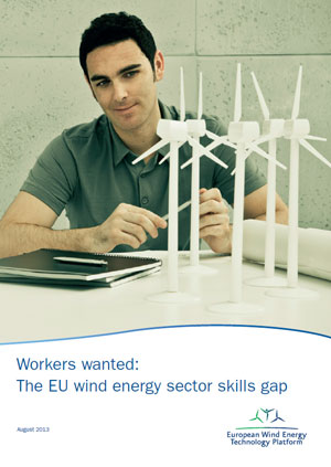 Workers wanted: the EU wind energy sector skills gap