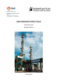 Zero Emission Porto Tolle: ZEPT Project results