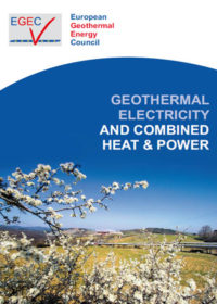 Geothermal electricity and combined heat & power
