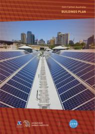Zero carbon Australia buildings plan