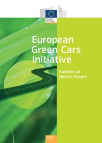 European green cars initiative: towards an electric future?