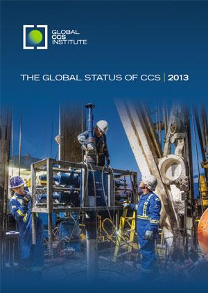 The Global Status of CCS: 2013