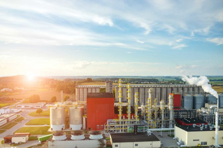 New low-carbon fuel policy boosts opportunities for bioethanol production with CCS
