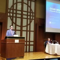International Symposium in Japan hears of CCS's role in mitigating climate risk