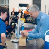 Hydrogen and CCS showcased in the Latrobe Valley during National Science Week