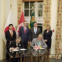 Japanese and Saskatchewan companies join forces to advance CCS