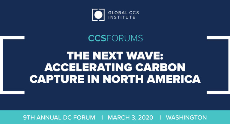 9th Annual DC Forum on CCS