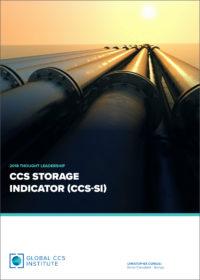 CCS Storage Indicator (CCS-SI)