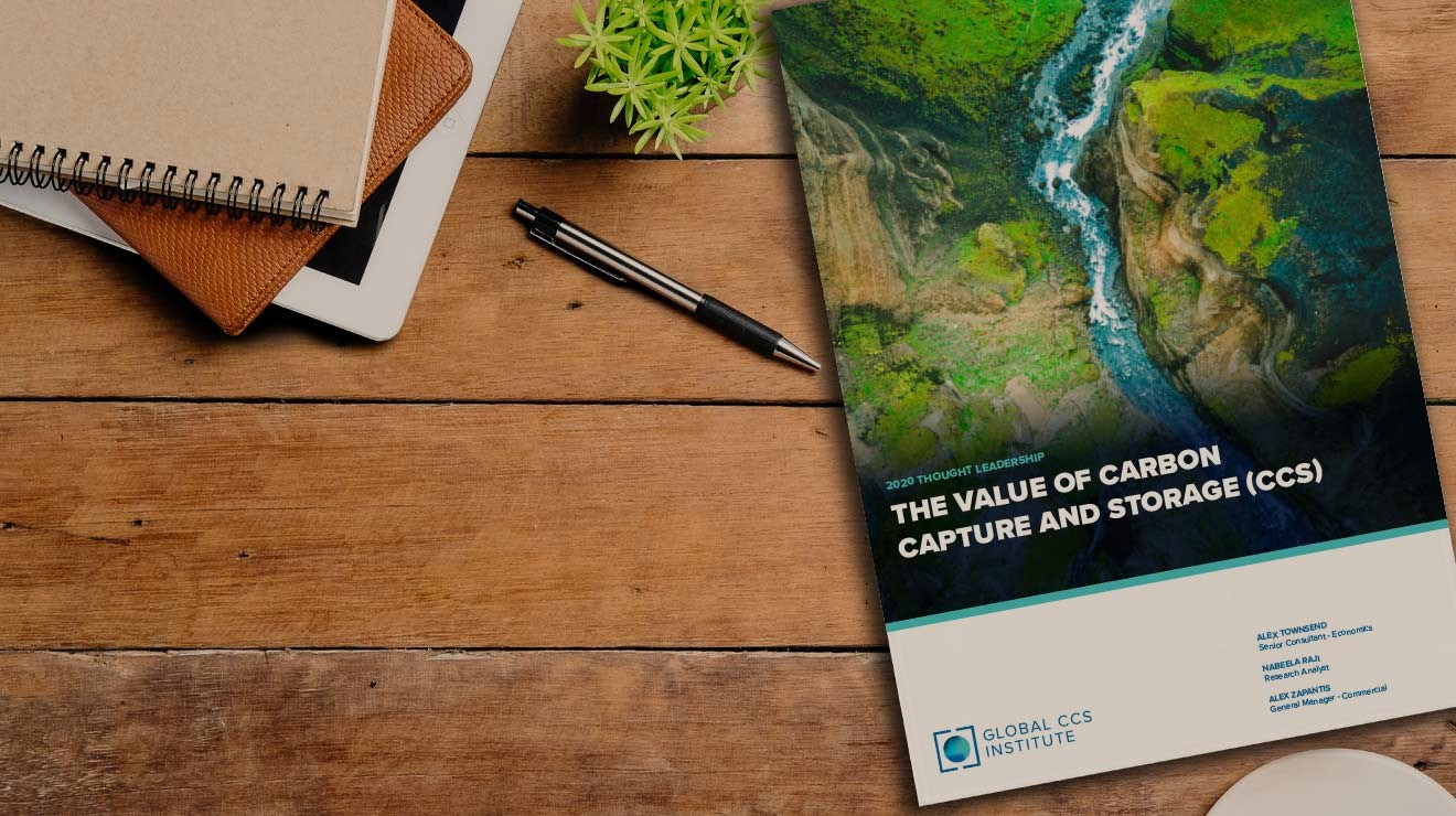 New Report: The Value of CCS