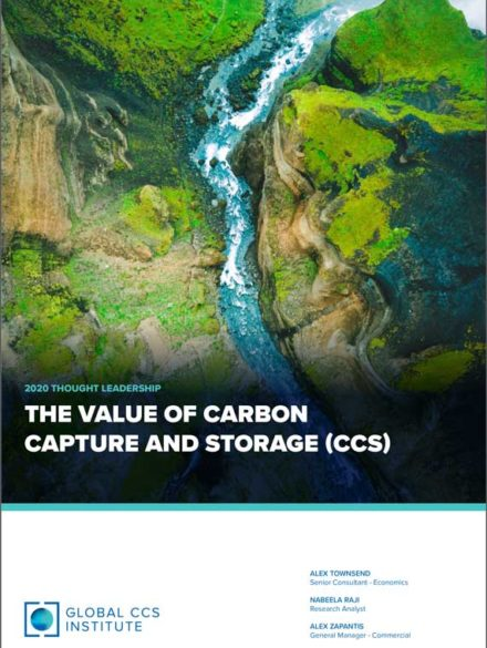 The Value of Carbon Capture and Storage (CCS)
