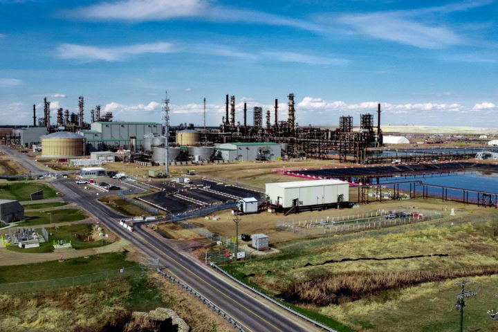 Alberta Carbon Trunk Line now fully operational