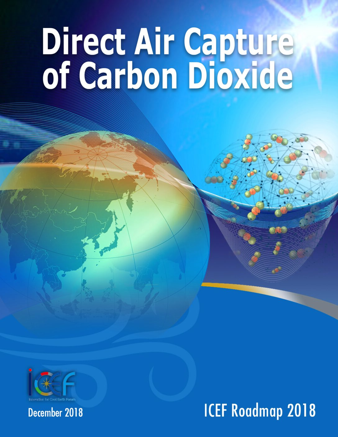 ICEF Roadmap (2018): Direct Air Capture of Carbon Dioxide