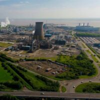 World's first at scale hydrogen production facilities with CCS announced in the UK
