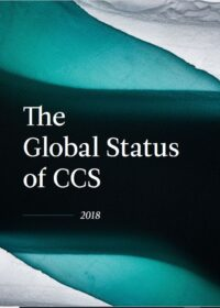 Global Status of CCS Report: 2018
