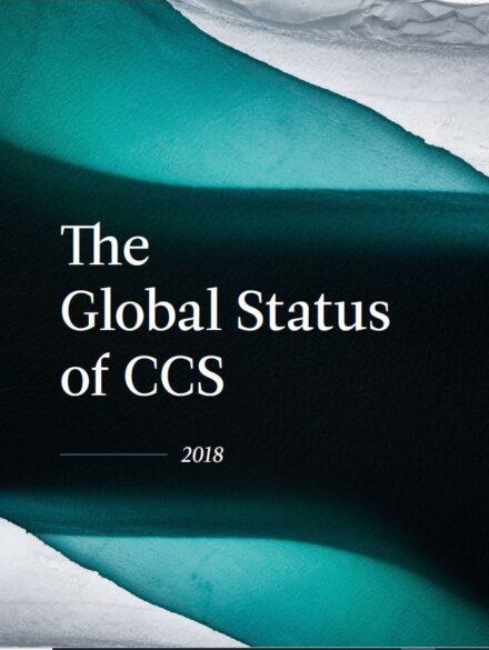 Global Status of CCS Report: 2018