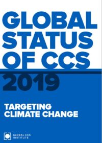 Global Status of CCS Report: 2019