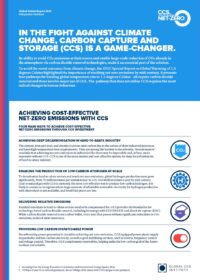 Policy Factsheet - Global Status of CCS