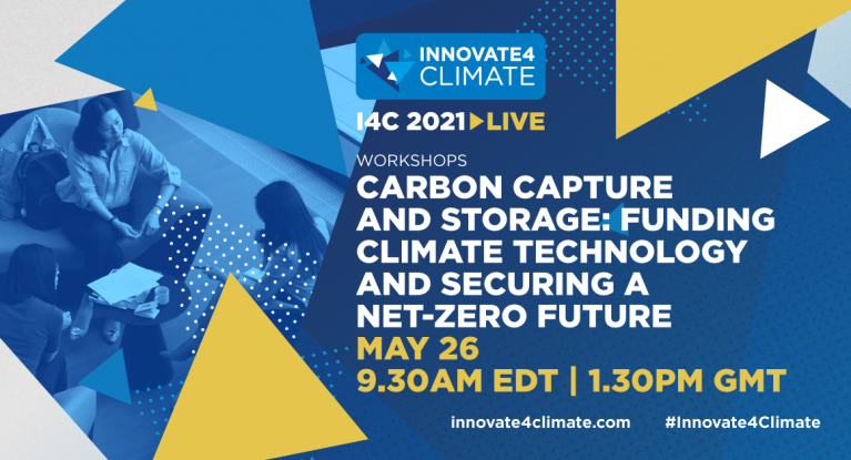 Carbon Capture and Storage: Funding Climate Technology and Securing a Net-Zero Future – Innovate4Climate (I4C)