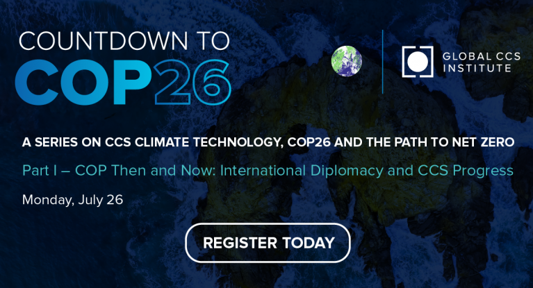 Part 1 – COP Then and Now: CCS in International Climate Negotiations
