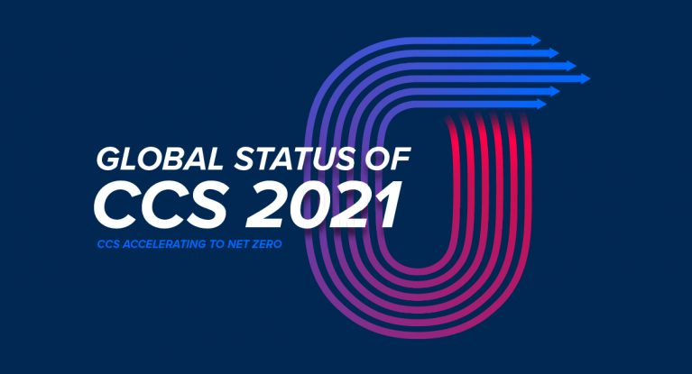 2021 Global Status of CCS Report: Launch Event (European Region and North America)